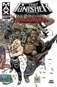 Punisher Presents Barracuda MAX Vol 1 3 | Marvel Database ...