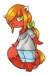 Chibi Red Panda