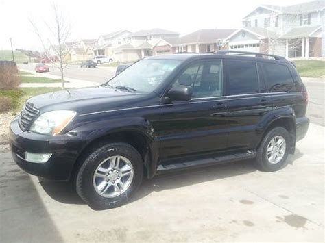 Purchase Used 2004 Lexus Gx470 Very Clean Low Miles Fully