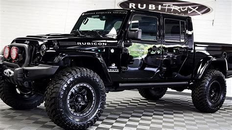jeep wrangler pickup truck images price release autopromag usa