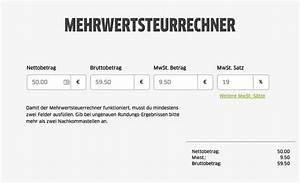 Stromzähler Richtig Ablesen Und Berechnen : mehrwertsteuer berechnen so geht s richtig ~ Themetempest.com Abrechnung