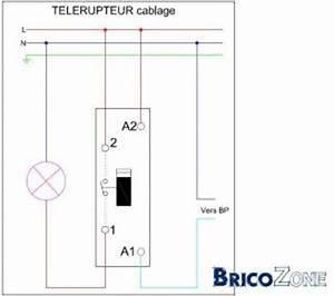 Cablage Bouton Poussoir : bouton poussoir ~ Nature-et-papiers.com Idées de Décoration