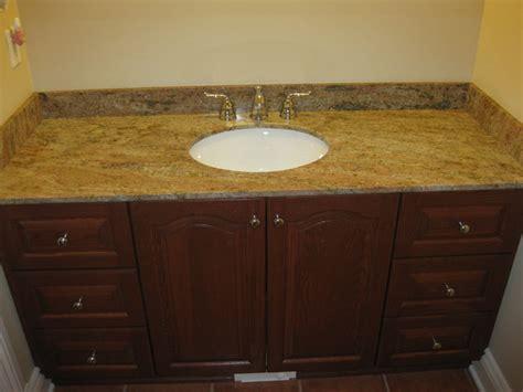 Ottawa Granite Bathroom Vanity Tops