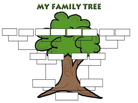 Family Tree Template Family Tree Templates