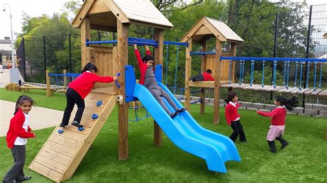 how outdoor play can improve children s sleep pentagon play 179 | school playground equipment