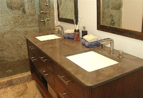 bathroom granite countertops ideas granite bathroom decoist