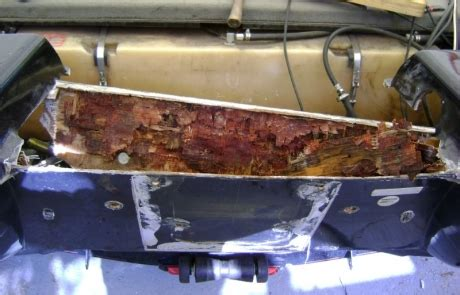Nitro Boat Transom Problems by Bass Boat Repairs Fiberglass Atlanta