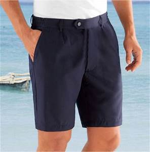 Bermuda Grande Taille Awesome Homme Pantacourt Camel