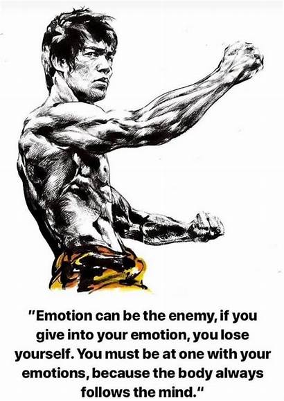 Bruce Lee Quote Quotes Martial Arts Canvas