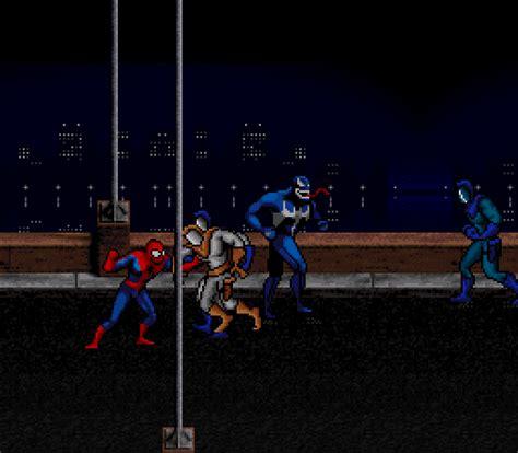 spider man  venom  separation anxiety  game