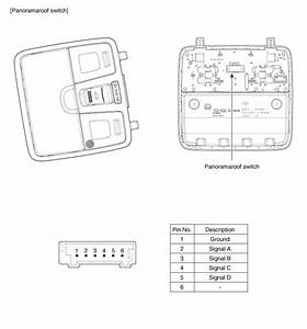 Hyundai Veloster  Schematic Diagrams - Panoramaroof