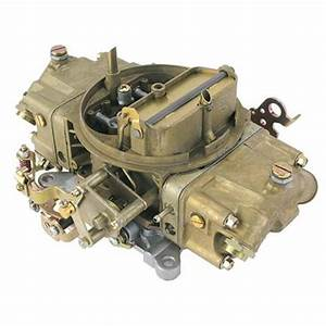 Holley 0 Carburetor  750 Cfm