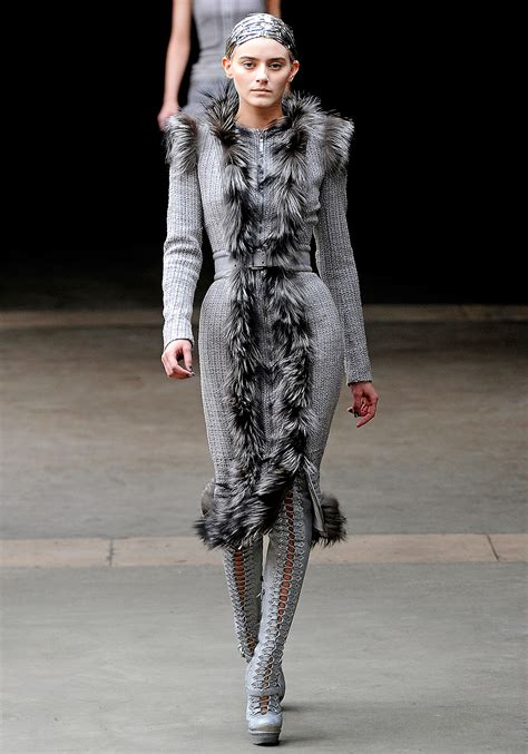 alexander mcqueen fall  mfd multiple fashion disorder