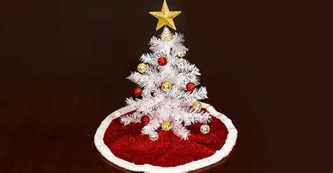 stop and shop christmas trees deck your tabletops with mini trees the dollar tree