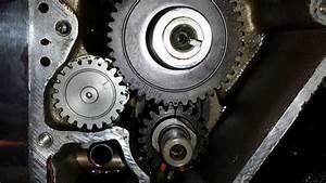 Harley Evo Breather Gear Install