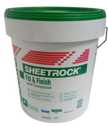 Sheetrock Europe  Knauf All Purpose Ready Mixed Joint