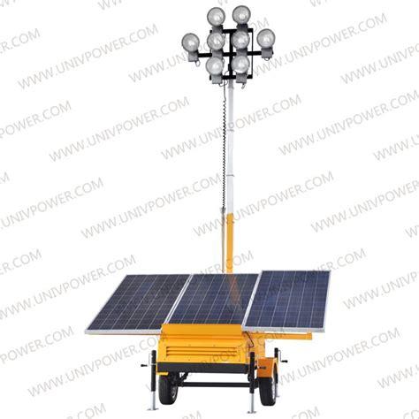 green power mobile solar lighting tower buy solar