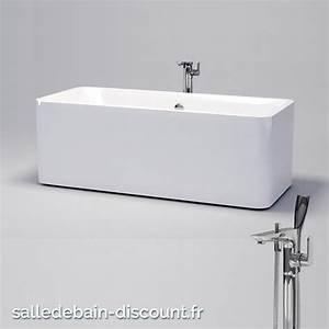 Mitigeur Sur Baignoire : pose mitigeur sur baignoire acrylique ~ Edinachiropracticcenter.com Idées de Décoration