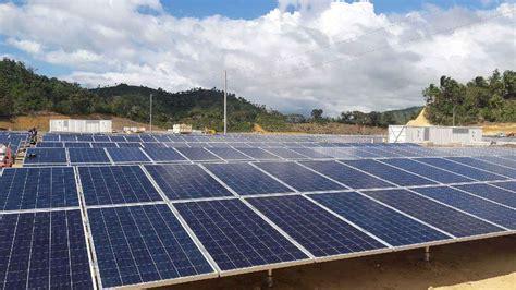 5mw Toledo Cebu Solar Power Plant Ka Tei Solar Inc