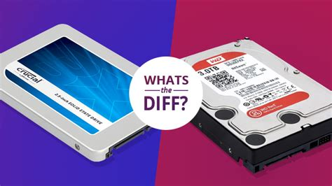 A Look At The Differences Between Ssd And Hdd