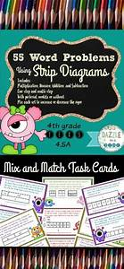 17 Best Images About Math  Strip Diagrams On Pinterest