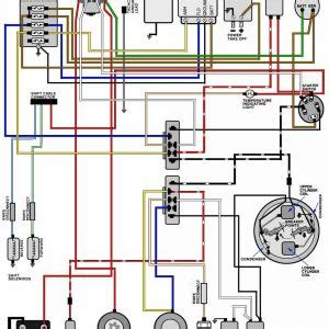 yamaha outboard ignition switch wiring diagram free