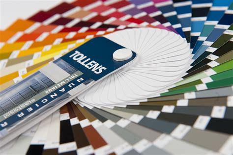 couleurs de tollens nuancier nuancier ral nuanciers ext 233 rieurs peinture tollens
