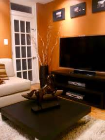 orange livingroom decorating a living room in orange wall room decorating ideas home decorating ideas