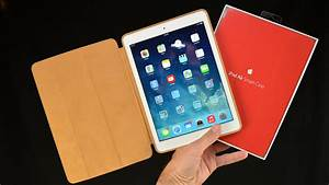 Apple iPad Air Smart Case: Review - YouTube