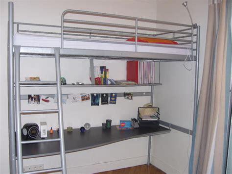 lit bureau ikea lovely lit ikea en hauteur 2 54653 lit mezzanine ikea