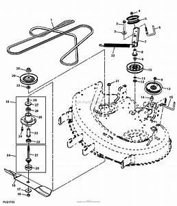 29 John Deere X300r Belt Diagram