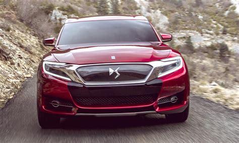 Citroen Unveils New Ds Wild Rubis Concept Autoevolution