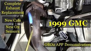Gmc Suburban Complete Exhaust System Replacement  Obd App