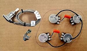 Upgraded Wiring Harness For Epiphone And Import Lp U0026 39 S