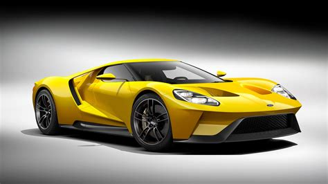 2017 Ford Gt Wallpapers & Hd Images