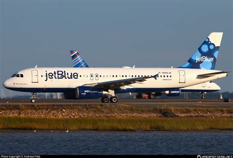 N566JB JetBlue Airways Airbus A320-232 Photo by Andreas ...