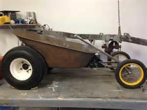 Rat Rod Wheelbarrow