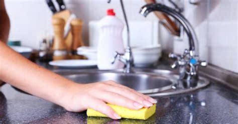 las esponjas  lavar platos son una gran fuente de