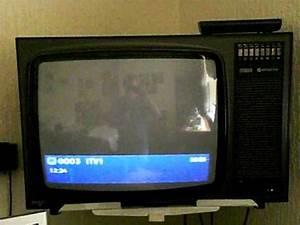 1970s Hitachi Tv Fully Working