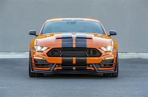 2020 Carroll Shelby Signature Series Mustang Packs 825 Horsepower, Costs $128k - autoevolution