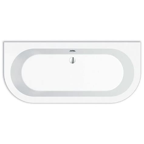Eine freistehende badewanne ist das absolute. Steinkamp Living freistehende Vorwand-Badewanne 180 x 80 ...