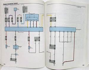 2005 Toyota Land Cruiser Electrical Wiring Diagram Manual