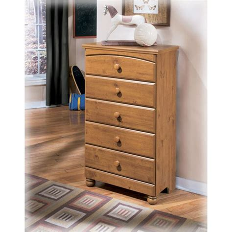 Ashley furniture outlet browse all. B233-46 Ashley Furniture Stages - Light Brown Five Drawer Chest