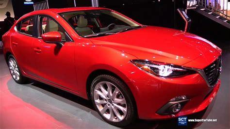 Grand Touring Autos by 2016 Mazda 3 Sedan Grand Touring Exterior And Interior
