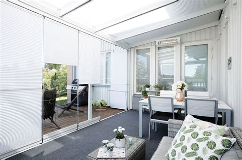 Ceiling Blinds For Sunrooms pleated window and ceiling blinds for a sunroom lumon