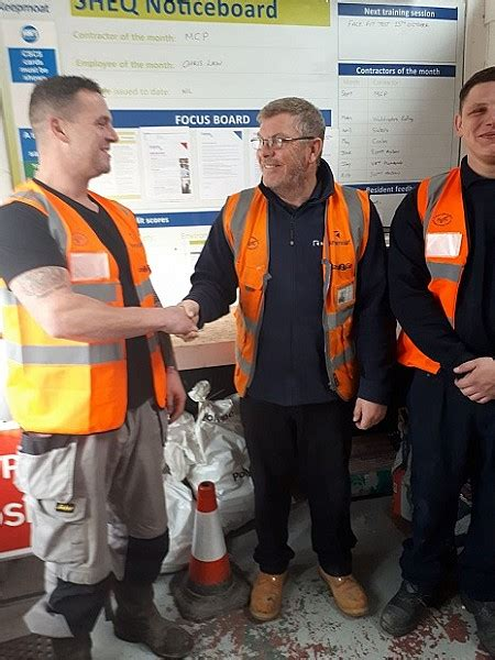 keepmoat awards mcp contractor   month