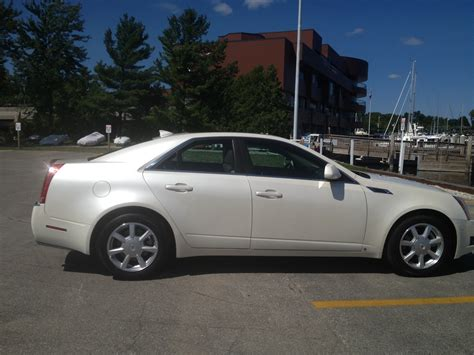2009 Cadillac Cts  Pictures Cargurus