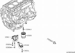 Nissan Kicks Engine Intake Manifold Bolt  Cover  Front