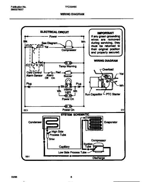 sears coldspot wiring diagrams sears refrigerators wiring