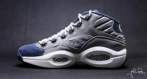 Reebok Question Mid 'Georgetown Hoyas' | SneakerFiles